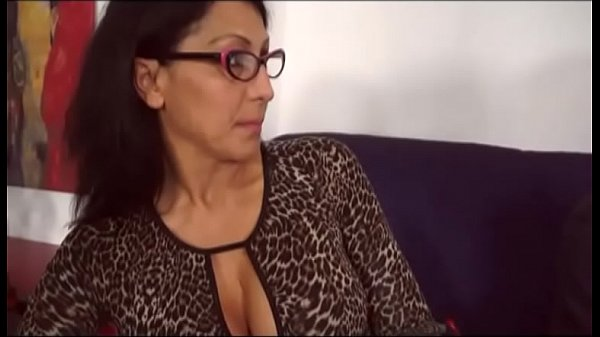 Loney stepmom seduced son for fuck her horney mature psssy xxx